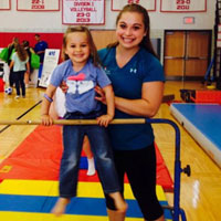Cape Cod Gymnastics Programs - Toddler Programs to Competitive High School Gymnastics