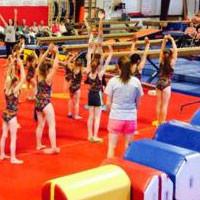 Cape Cod Gymnastics Programs - Parents Night Out - Childcare Services